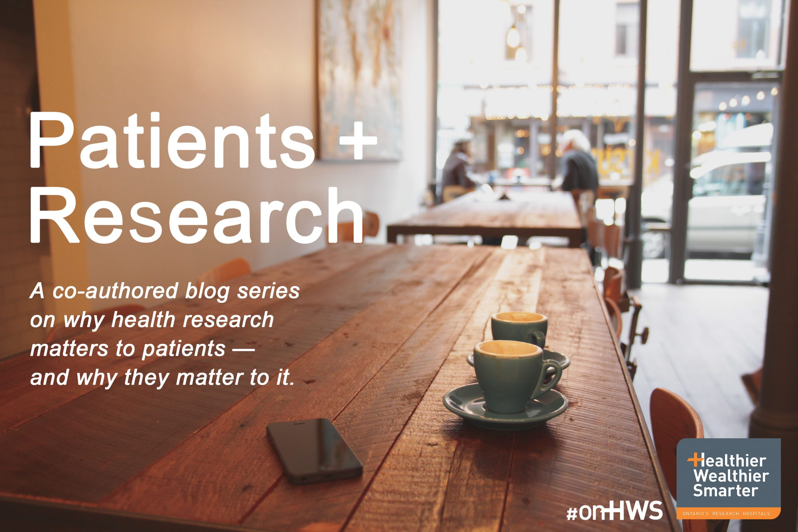 Patients Research Gail Bellissimo