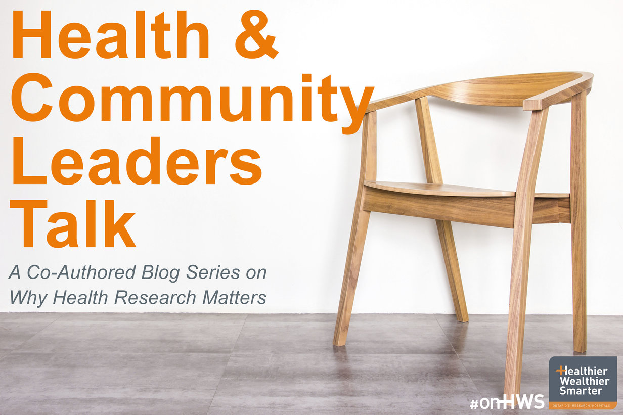 Health and Community Leaders Talk